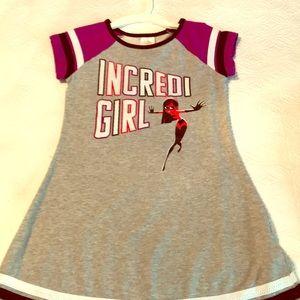 Incredigirl dress for kids